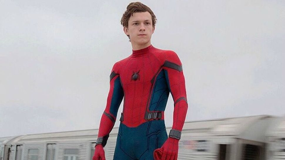 Tom Holland - Spiderman homecoming