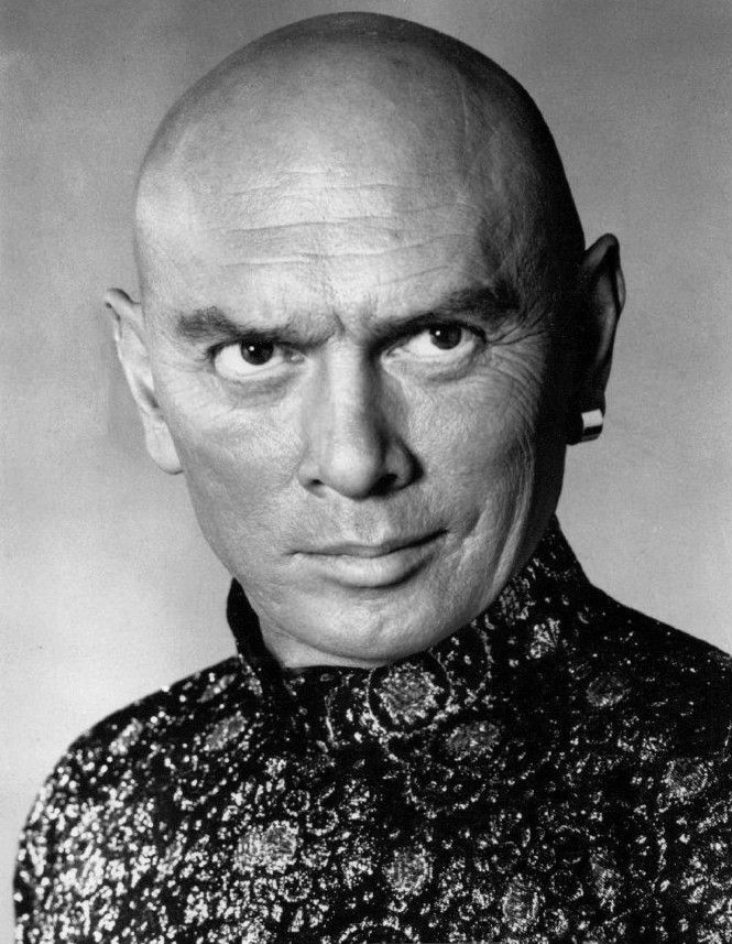 Yul Brynner - Anna and the King 1972
